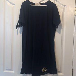 Short cotton dress